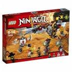 LEGO® NINJAGO 70592 Salvage M.E.C.