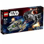 LEGO® Star Wars 75150 Vader's TIE Advanced vs. A-Wing Starfighter