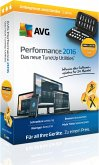 AVG Performance 2016 - Sommer Edition inkl. Werkzeug-Set