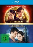 Rubinrot / Saphirblau: Doppeledition - 2 Disc Bluray