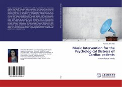 Music Intervention for the Psychological Distress of Cardiac patients