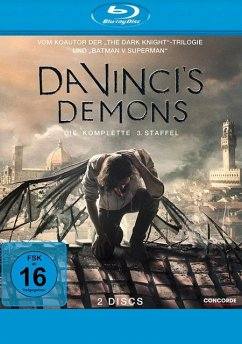 Da Vinci's Demons - Staffel 3 - Tom Riley/Gregg Chillin