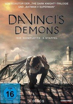 Da Vinci's Demons - Staffel 3 DVD-Box - Tom Riley/Gregg Chillin