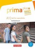 prima plus A1 Band 1 - Schülerbuch mit Audios online