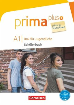 prima plus A1 Band 1 - Schülerbuch mit Audios online - Jin, Friederike; Rohrmann, Lutz