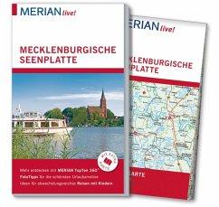 MERIAN live! Reiseführer Mecklenburgische Seenp...
