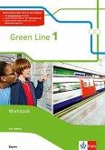 Green Line 1 . Workbook mit Audio CD. Neue Ausgabe. Bayern