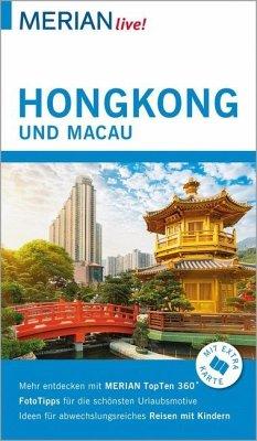 MERIAN live! Reiseführer Hongkong und Macau - Krücker, Franz-Josef;Vartan, Sandra