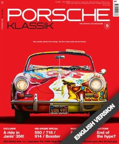 PORSCHE KLASSIK issue 9