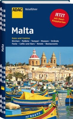 ADAC Reiseführer Malta - Latzke, Hans E.