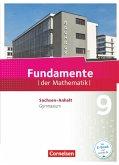 Fundamente der Mathematik 9. Schuljahr - Gymnasium Sachsen-Anhalt - Schülerbuch