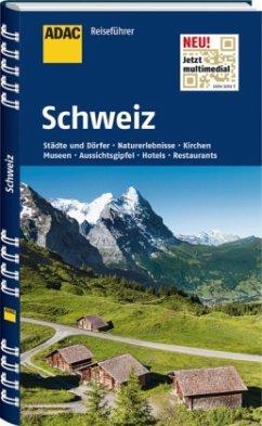 ADAC Reiseführer Schweiz - Goetz, Rolf