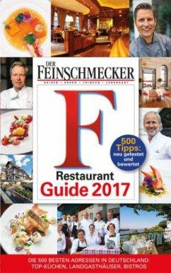 DER FEINSCHMECKER Restaurant Guide 2017