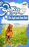 Die Jagd nach dem Dieb / Soko Ponyhof Bd.3 (eBook, ePUB)