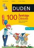 100 lustige Diktate 2. bis 4. Klasse (eBook, ePUB)