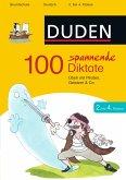 100 spannende Diktate 2. bis 4. Klasse (eBook, ePUB)