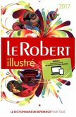 Le Robert illustré 2017 et sa carte