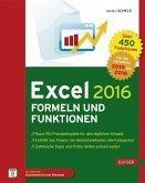 Excel 2016 Formeln und Funktionen (eBook, PDF)