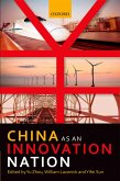 China as an Innovation Nation (eBook, PDF)