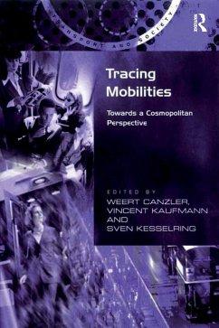 Tracing Mobilities (eBook, ePUB)