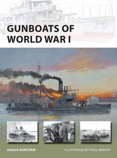 Gunboats of World War I (eBook, PDF) - Konstam, Angus