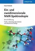 Ein- und zweidimensionale NMR-Spektroskopie (eBook, ePUB)