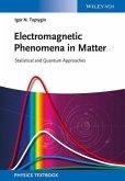 Electromagnetic Phenomena in Matter (eBook, ePUB)
