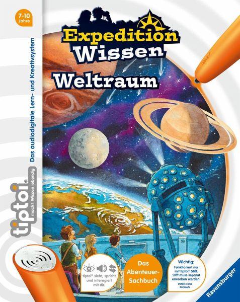 Weltraum / / tiptoi® Expedition Wissen - Thilo