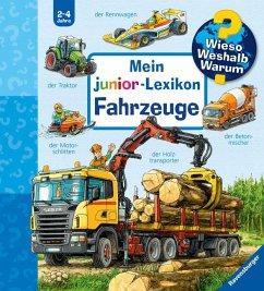 Mein junior-Lexikon: Fahrzeuge - Nieländer, Peter