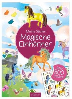 Meine Sticker: Magische Einhörner