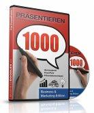 Präsentieren mit Handzeichnungen, 1000 überzeugende PowerPoint Vorlagen, 1 CD-ROM (Business & Marketing Edition)