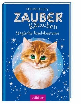 Buch-Reihe Zauberkätzchen von Sue Bentley