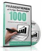 Präsentieren mit fertigen Handzeichnungen, 1000 überzeugende PowerPoint Präsentationsobjekte, 1 CD-ROM (Business & Marketing Edition)