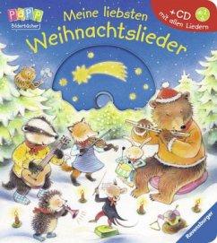 Meine liebsten Weihnachtslieder - Künzler-Behncke, Rosemarie