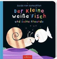 Der kleine weiße Fisch und seine Freunde - Genechten, Guido van