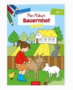 Mein Malbuch - Bauernhof