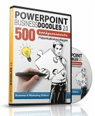 PowerPoint BusinessDoodles 2.0, 500 Handgezeichnete Präsentationsvorlagen für PowerPoint (PC & Mac), 1 CD-ROM (Business & Marketing Edition)