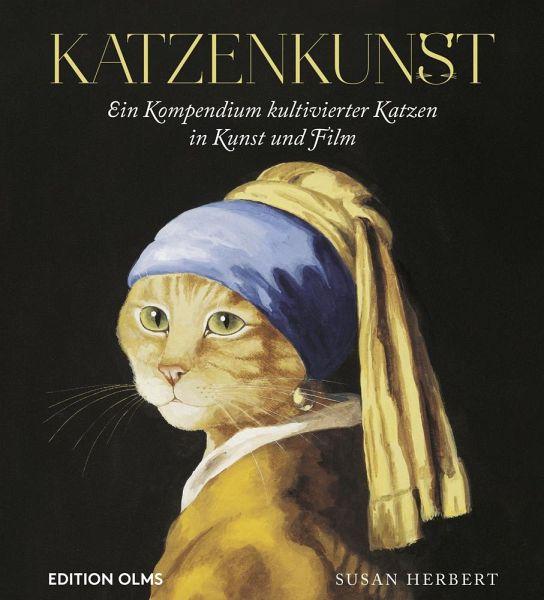 Katzenkunst von Susan Herbert - Buch - bücher.de