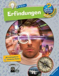 Erfindungen / Wieso? Weshalb? Warum? - Profiwissen Bd.17 - Kienle, Dela