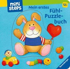 Mein erstes Fühl-Puzzlebuch - Cuno, Sabine