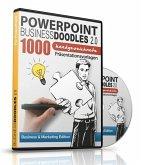 PowerPoint BusinessDoodles 2.0, 1000 Handgezeichnete Präsentationsvorlagen für PowerPoint (PC & Mac), 1 CD-ROM (Business & Marketing Edition)