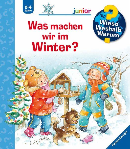 Was machen wir im Winter? / Wieso? Weshalb? Warum? Junior Bd.58 - Erne, Andrea
