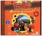 Kleiner Roter Traktor und die Jahreszeiten, 1 Audio-CD