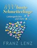 1000 bunte Schmetterlinge - I (eBook, ePUB)
