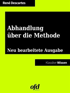 Abhandlung über die Methode (eBook, ePUB)