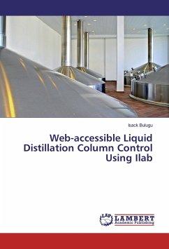Web-accessible Liquid Distillation Column Control Using Ilab