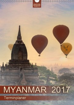myanmar 2017 terminplaner wandkalender 2017 din a3 hoch. Black Bedroom Furniture Sets. Home Design Ideas