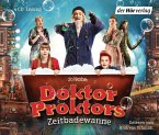 Doktor Proktors Zeitbadewanne / Doktor Proktor Bd.2 (4 Audio-CDs)