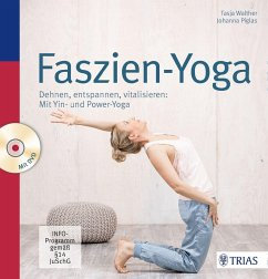 Faszien-Yoga - Walther, Tasja; Piglas, Johanna