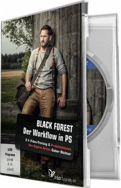 BLACK FOREST - Der Workflow in Photoshop